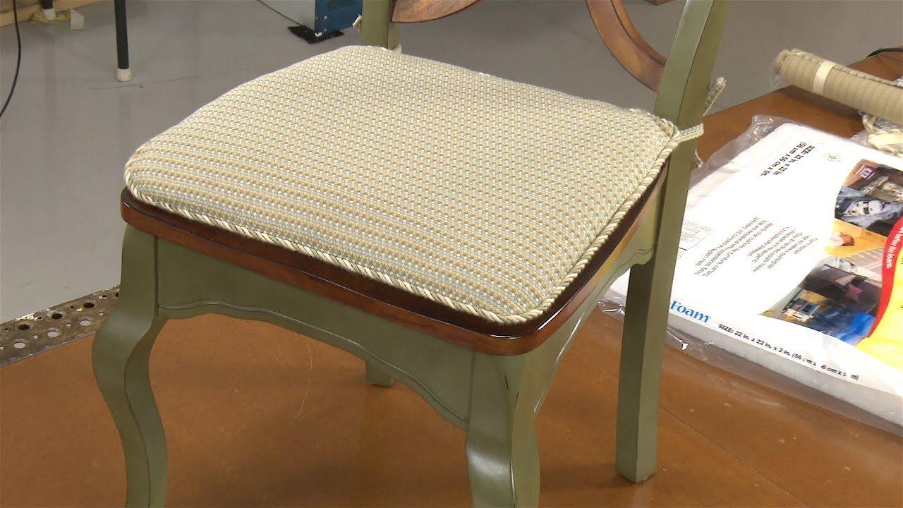 C mo tapizar una silla - Materiales para tapizar sillas ...