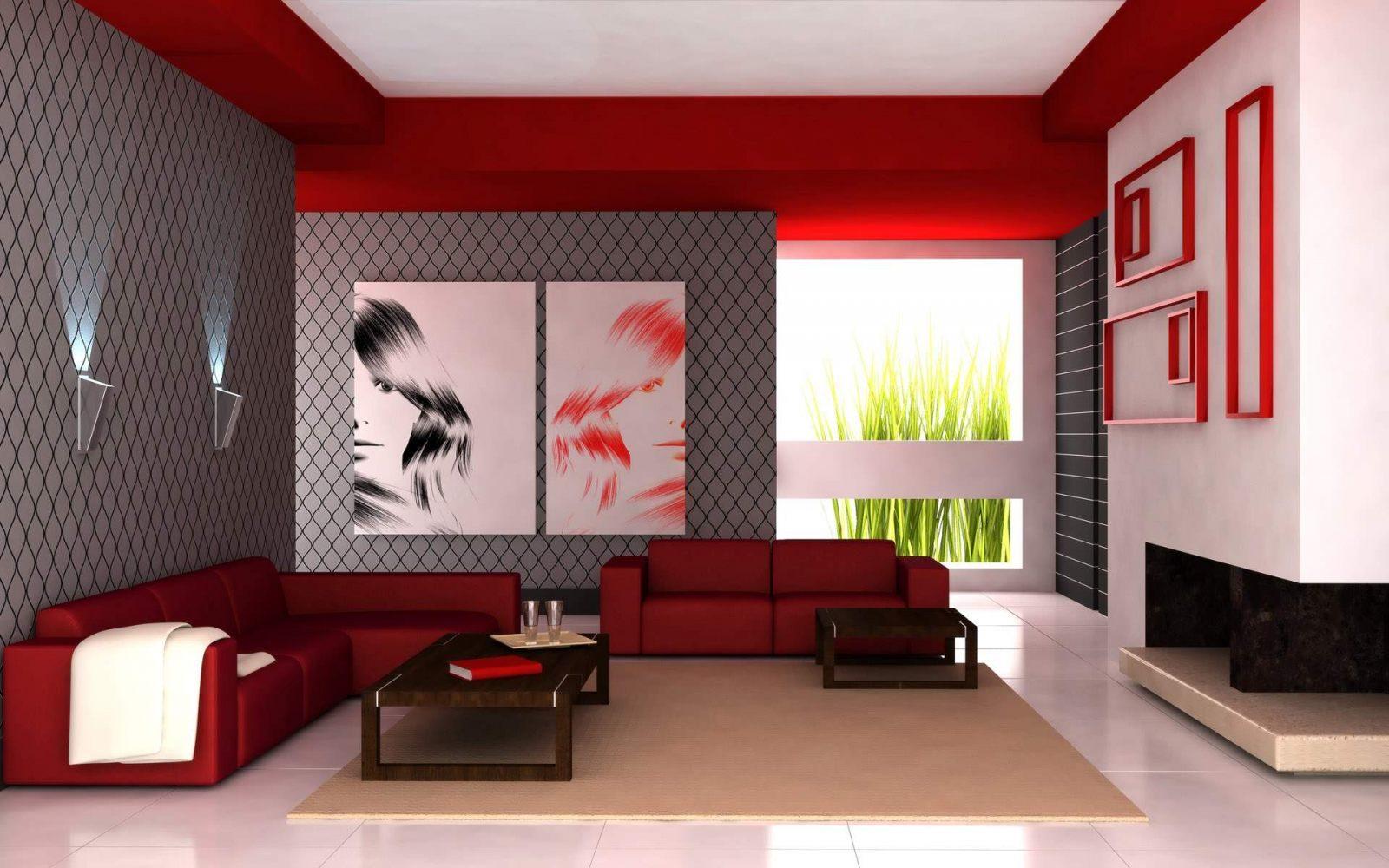 ideas para crear un saln moderno - Ideas Para Salones