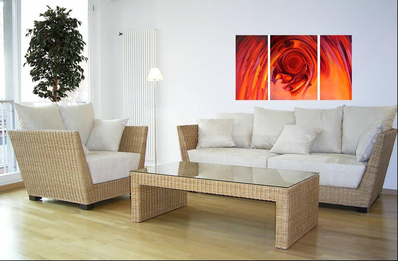 Mesa De Centro De Mimbre Im Genes Y Fotos # Muebles De Mibre