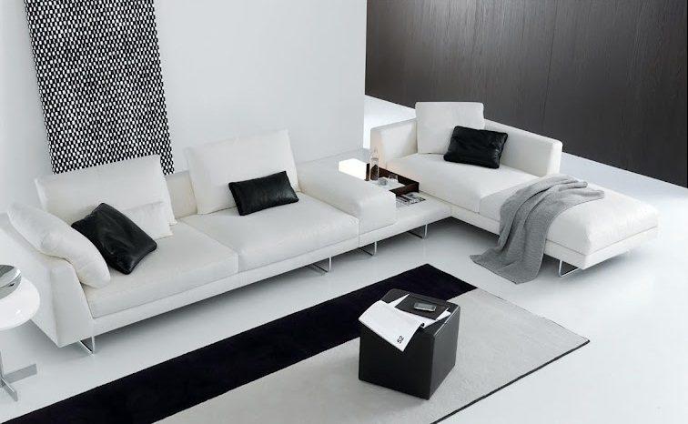 Sof Moderno Blanco Imgenes Y Fotos